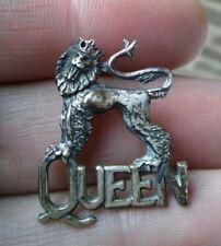 Queen Freddie Mercury Pin Badge. Rock, Alchemy, Poker, Rox, Inferno, Etc
