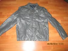 INC International Concepts  Non Leather Jacket XL Motorcycle Biker