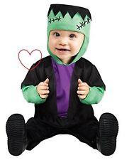 Bambino HALLOWEEN FANCY DRESS per Bambini Baby Carino Frankenstein 18 24 mesi