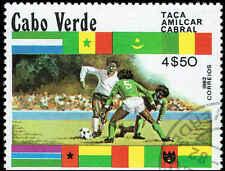 Scott # 443 - 1982 - ' Amilcar Cabral Soccer Championship '