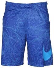 NWT NIKE DRI FIT TRAINING BASKETBALL SHORTS BLUE SZ MENS X-LARGE XL 904627-455