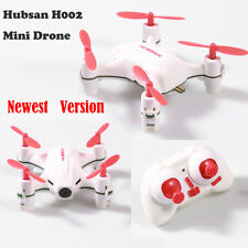 Hubsan H002 2.4G 4CH 6-axis RC Quadcopter Drone  UFO 480P HD Camera TOY GIFT
