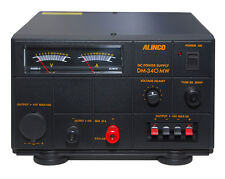 ALINCO DM-340-MW Trafonetzteil 1-15V DC regelbar / bis 35A / Linear Mode