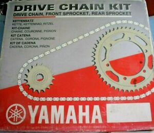 kit chaîne d'origine Yamaha XT 600 N /K 1991/1994 5Y1-W001A-11 neuf