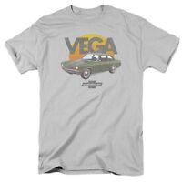 Chevy Chevrolet Green Vega Sunshine Licensed Tee Shirt Adult Sizes S-3XL
