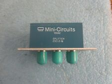 Mini-Circuits Part Number: 15542 Splitter.  Model: ZSC-2-1B.  Unused Old Stock<