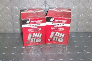 Mercury Marine Verado L6 225 250 275 300  Aluminum Anode Kit PN 8M0126671  2Pack