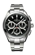 Alpina Manufacture Flyback Men's Automatic Chronograph 44mm Watch AL-760BS5AQ6B