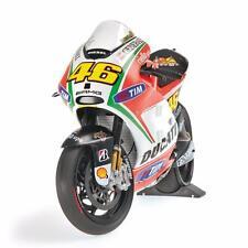 Minichamps Rossi 2012 Ducati MotoGP 1/12 122120046