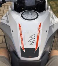 Tank Pad Sticker Gel 3D Compatible Motorcycle KTM 1290 Super Adventure