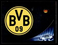 Panini Champions League 2012-2013 Dortmund Badge  No.282