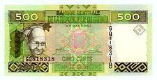 Guinea …. P-39a …. 500 Francs …. 2006 …. *UNC*