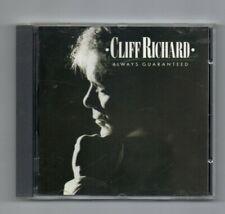CD -  CLIFF RICHARD - ALWAYS GUARANTEED
