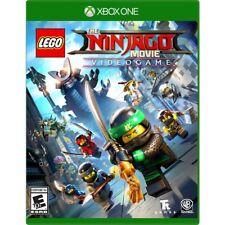 LEGO Ninjago Movie Video Game (Xbox One) Brand New