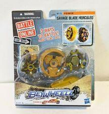 Beyblade Beywheelz W-11 Savage Blade Herculeo Hasbro New 2012 8+