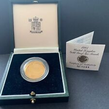 1995 £2 Gold Double Sovereign