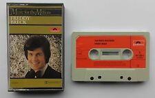 Cassette Freddy Breck - Zijn Grote Successen Polydor Music For The Millions