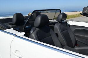 Volkswagen Beetle Convertible Wind Deflector 2012 to 2020