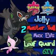 Zarude Shiny Celebi 6IV Max EVs / Pokemon Sword Shield / Legendary Jolly Event