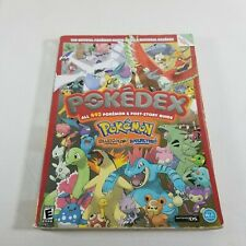 POKEMON HEARTGOLD SOULSILVER POKEDEX AND POST STORY GUIDE DS