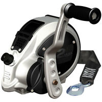 Fulton FW32000101 F2 Trailer Winch 3,200 Lbs. - 2-speed W/strap