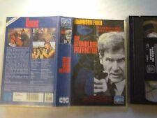 Die Stunde der Patrioten mit Harrision Ford  FSK ab 16 Jahre VHS gebr