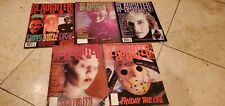 Slaughterhouse Magazine Horror Fangoria 1989 1 to 5 slaughter house collectible