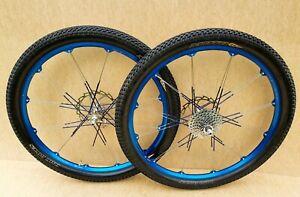 "Crank brother Cobalt XC Wheels 26"" /  Disc Brake QR Mountain Race Bike Wheelset"