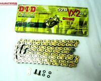 DID Gold X-Ring Drive Chain 520 VXGB x 120 Links (520 x 120)