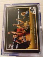WWE 2016 Topps Road To WrestleMania 170 Card Master Set Rock Brock Bayley Sasha
