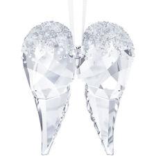 Swarovski Angel Wings Ornament #5403312 Christmas Crystal Brand New In Box F/Sh