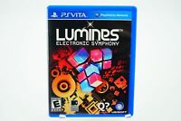 Lumines Electronic Symphony: Playstation Vita [Factory Refurbished]