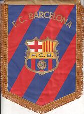 ORIGINAL FOOTBALL PENNANT BARCELONA (30 cm x 40 cm)