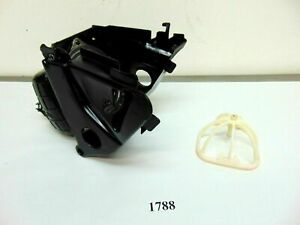 1788 Suzuki RMX250 RMX 250 Motorcycle Intake Airbox & Filter Cage 93 1993 DY