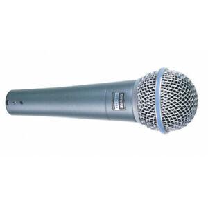Shure Beta 58A - Microphone chant