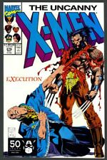 X-Men #276 - Gladiator & Deathbird App - Jim Lee Cover & Art - 1991 - 9.8 NM-MT