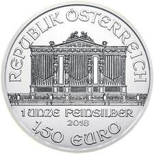 1 oz 2018 Silver Philharmonic - Austrian Mint