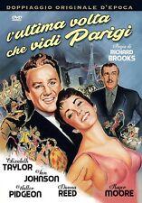 Dvd L'Ultima Volta Che Vidi Parigi - (1954) ** A&R Productions ** ......NUOVO