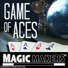 Game of Aces aka MacDonald's Aces - Special Gimmick Bicycle Cards & Online Video