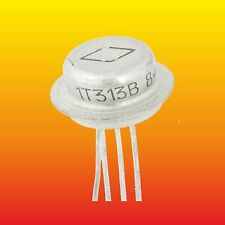1T313V LOT OF 5 RUSSIAN MILITARY GERMANIUM PNP TRANSISTOR 0.1 W 0.03 A