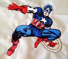 Personalizzata Captain America Palestra / Scuola / PE / Swim custodia a coulisse