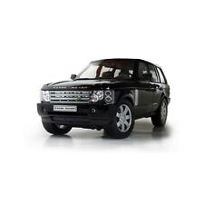 Welly 2003 Land Rover Range Rover Black SUV 1/18 Diecast Car Model 12536