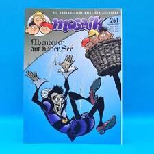 Mosaico Abrafaxe | 261 del settembre 1997 | DDR-digedags-successore | DA COLLEZIONE 1