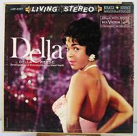 """12"""" 33 RPM STEREO LP - RCA VICTOR LSP-2157 - DELLA REESE """"DELLA"""" (1960)"""