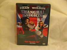 Shanghai Knights (DVD, 2003) PG-13 Movie Comedy