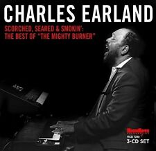3cd Scorched, SEARED and Smokin: The Best of the migh de Charles Earland (2011)