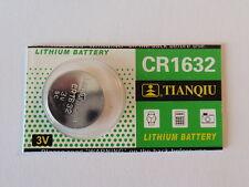 Fastest Return -1-Fresh - New-Lithium Battery-3V-cr1632 /cr 1632-Fast Shipping