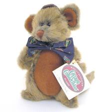 Ganz Cottage Collectibles MONTEREY JACK Plush Mouse CC156 MWT 1996