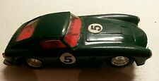 Scalextric ferrari Berlinetta gt 250   c69  verte rare slot car vintage 1/32