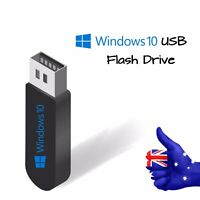 LATEST WINDOWS 10 INSTALL SYSTEM RECOVERY SOFTWARE BOOTABLE ON THE USB STICK